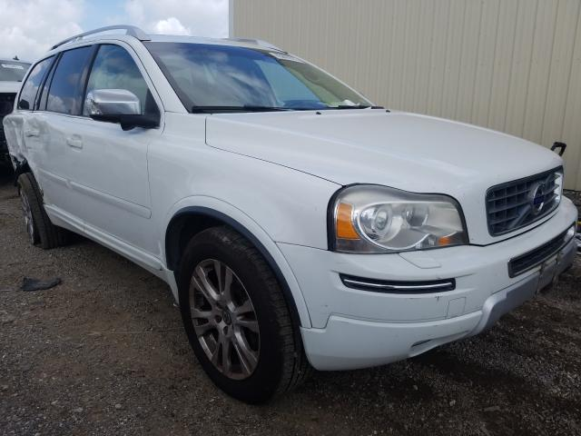 Salvage cars for sale from Copart Houston, TX: 2013 Volvo XC90 3.2