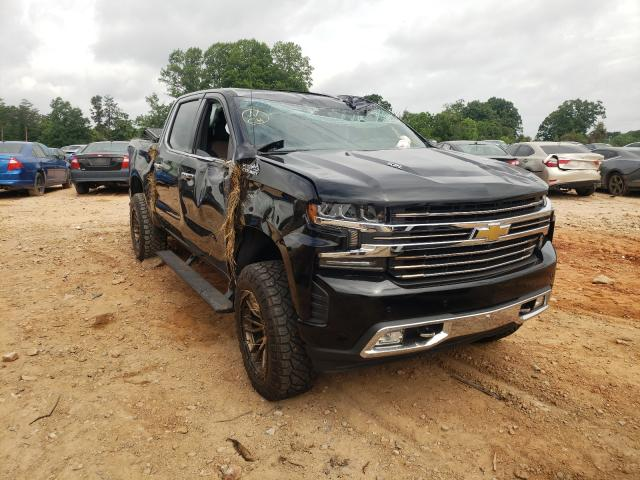 Salvage cars for sale from Copart China Grove, NC: 2020 Chevrolet Silverado