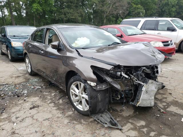 Nissan Altima 2.5 Vehiculos salvage en venta: 2013 Nissan Altima 2.5