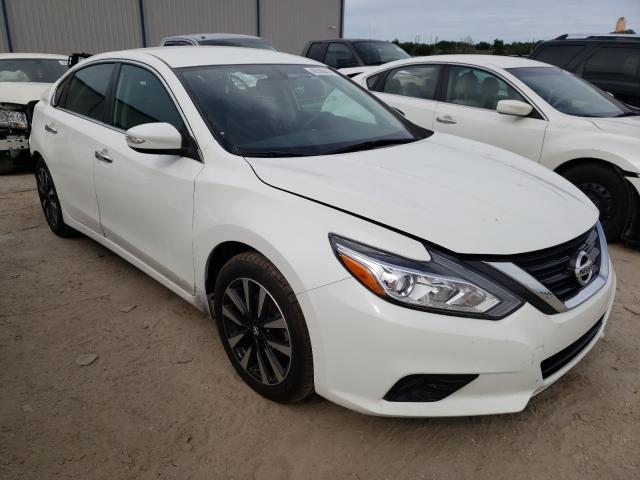 Salvage cars for sale from Copart Apopka, FL: 2018 Nissan Altima 2.5