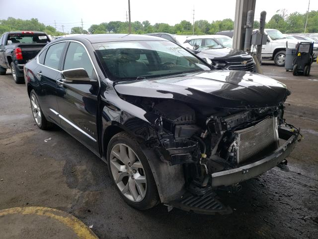 Salvage cars for sale from Copart Fort Wayne, IN: 2018 Chevrolet Impala PRE