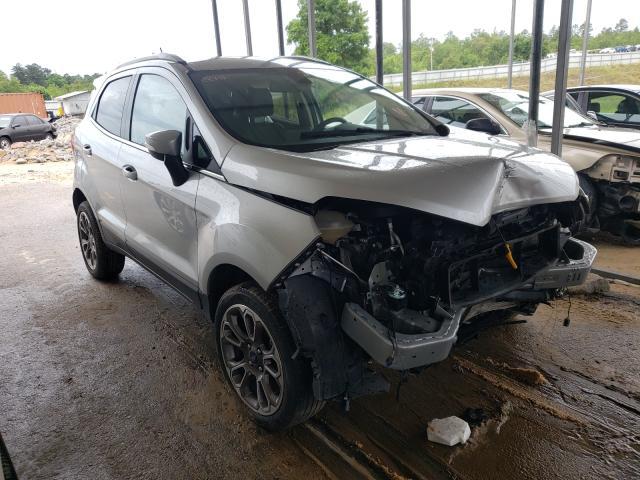 2020 Ford Ecosport T en venta en Gaston, SC