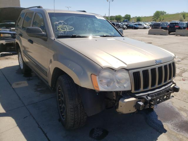 Jeep salvage cars for sale: 2006 Jeep Grand Cherokee