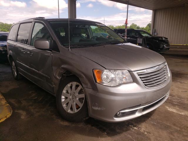 Vehiculos salvage en venta de Copart Fort Wayne, IN: 2016 Chrysler Town & Country