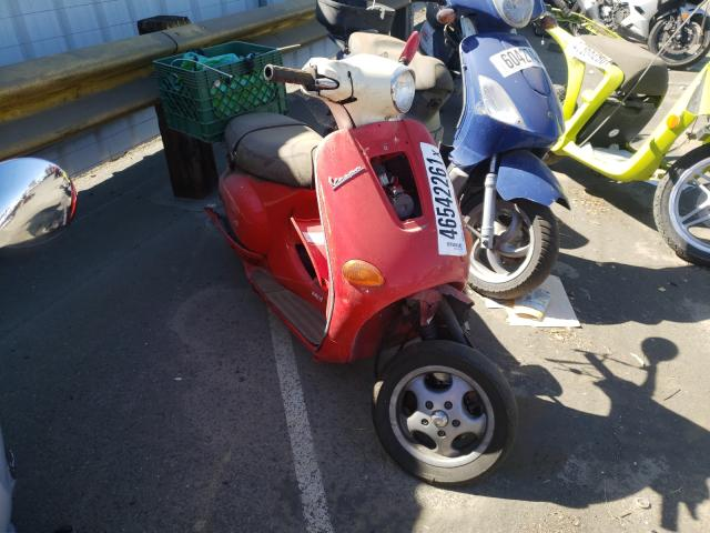 Salvage 2003 VESPA SCOOTER - Small image. Lot 46542261