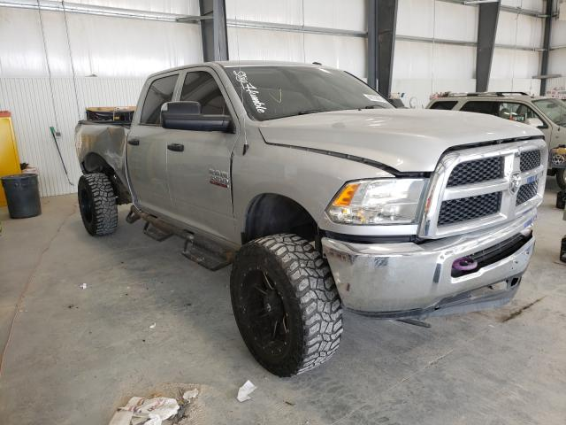 Salvage cars for sale from Copart Greenwood, NE: 2014 Dodge RAM 3500 ST