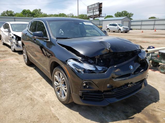 Salvage cars for sale from Copart Wichita, KS: 2018 BMW X2 SDRIVE2