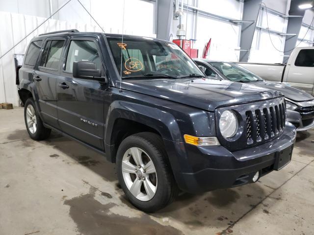Vehiculos salvage en venta de Copart Ham Lake, MN: 2014 Jeep Patriot LA