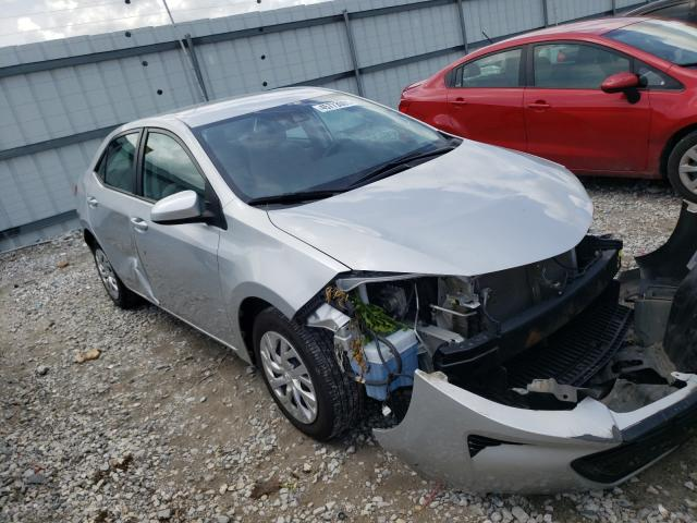 Salvage cars for sale from Copart Prairie Grove, AR: 2017 Toyota Corolla L