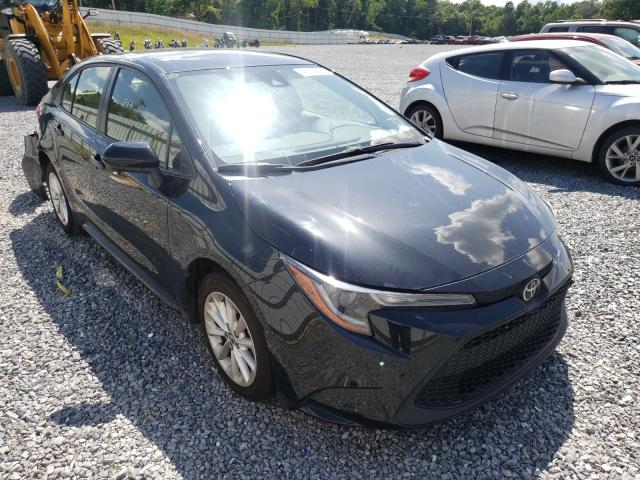 Salvage cars for sale from Copart Gastonia, NC: 2020 Toyota Corolla LE