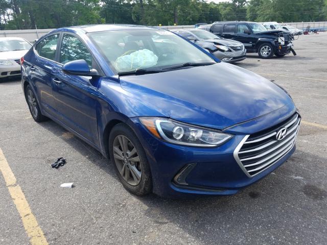 2017 Hyundai Elantra SE for sale in Eight Mile, AL