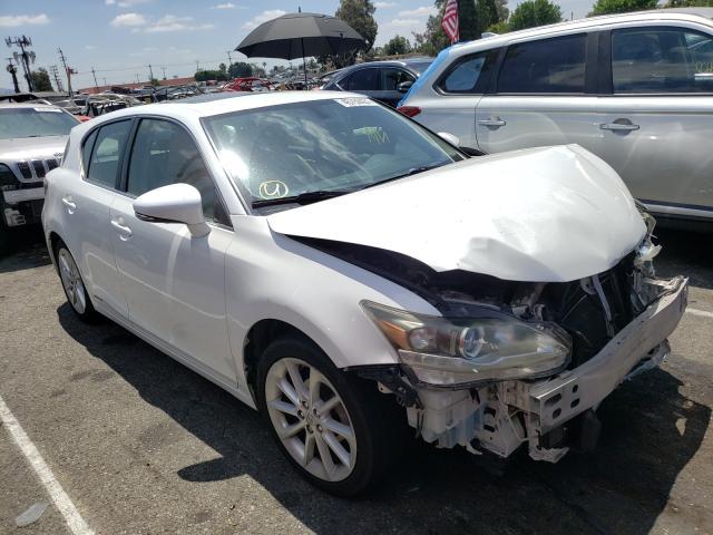 Lexus CT 200 salvage cars for sale: 2011 Lexus CT 200