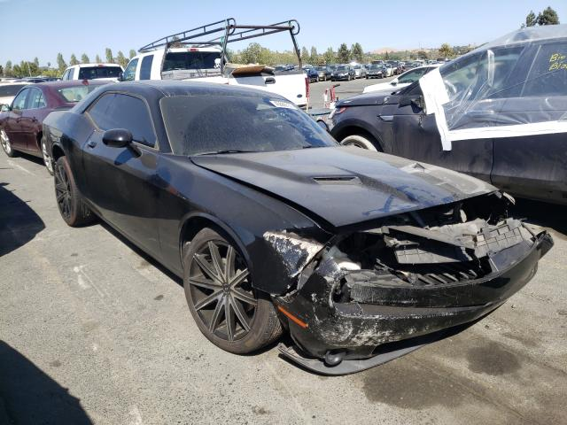 Salvage cars for sale from Copart Vallejo, CA: 2018 Dodge Challenger
