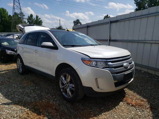 Ford Edge salvage cars for sale: 2013 Ford Edge