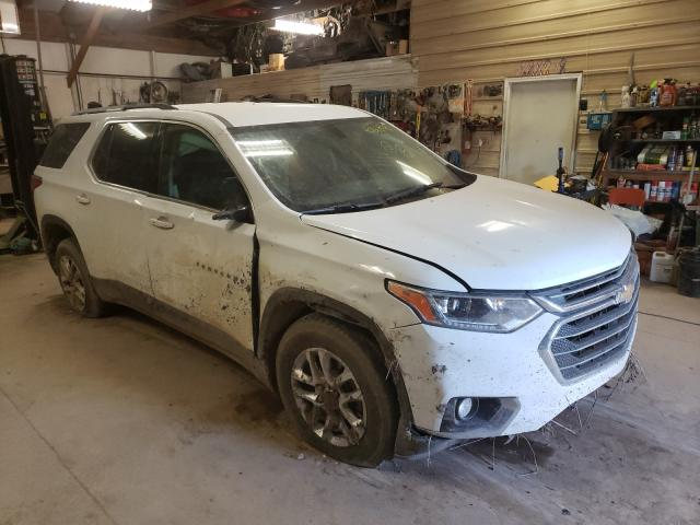 Salvage 2018 CHEVROLET TRAVERSE - Small image. Lot 45668091