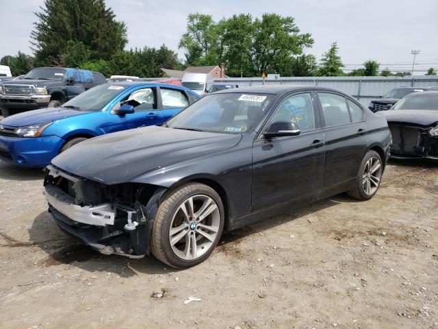 BMW 3 SERIES 2013 1