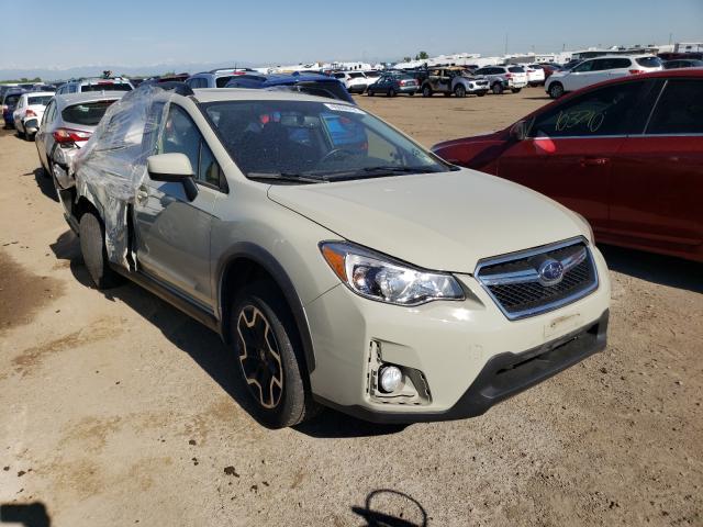 Vehiculos salvage en venta de Copart Brighton, CO: 2016 Subaru Crosstrek