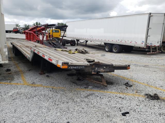 Vehiculos salvage en venta de Copart Loganville, GA: 2007 Trao Trailer