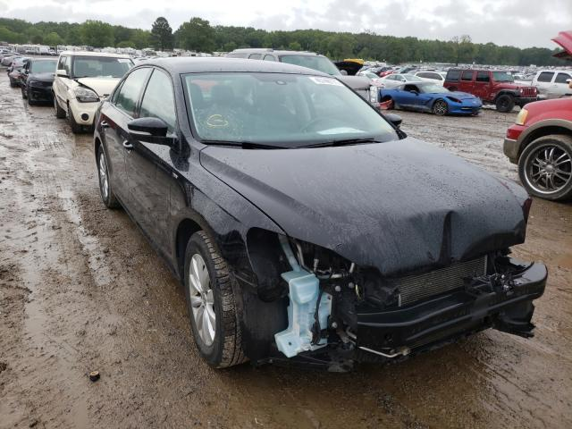 Salvage cars for sale at Conway, AR auction: 2015 Volkswagen Passat S