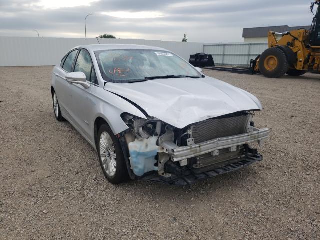 Vehiculos salvage en venta de Copart Bismarck, ND: 2015 Ford Fusion SE
