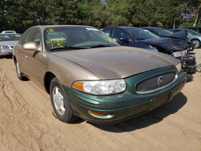 Buick Lesabre salvage cars for sale: 2000 Buick Lesabre