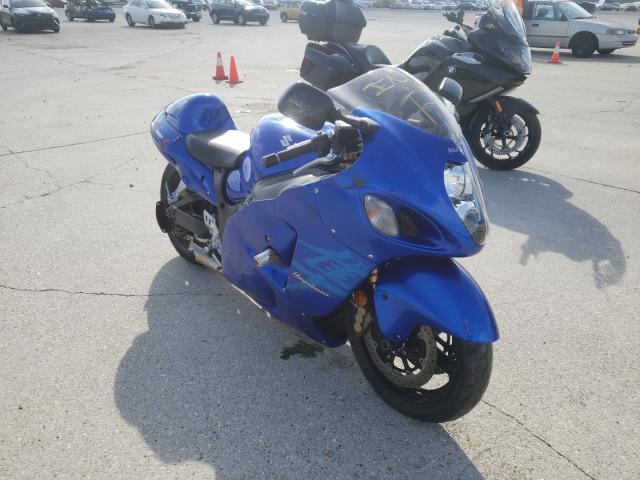 Salvage motorcycles for sale at New Orleans, LA auction: 2007 Suzuki GSX1300 RZ