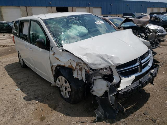 Dodge salvage cars for sale: 2018 Dodge Grand Caravan