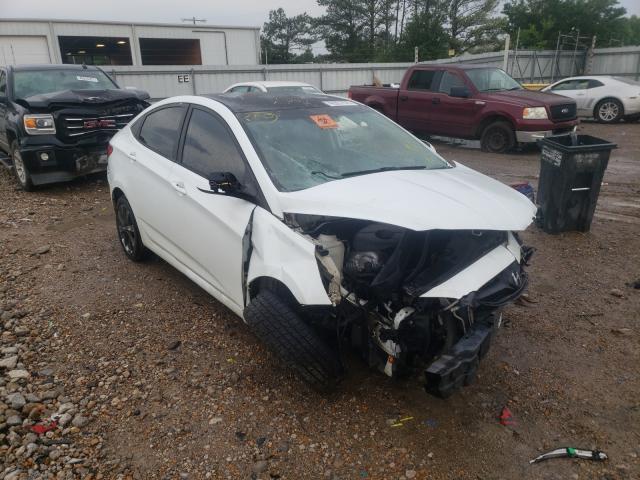 Vehiculos salvage en venta de Copart Florence, MS: 2013 Hyundai Accent GLS