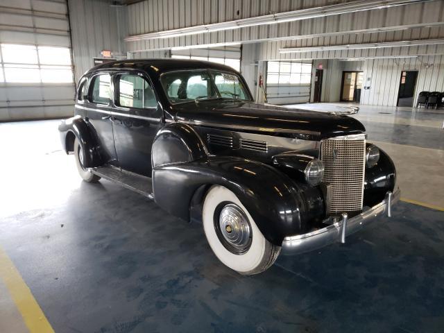 Carros salvage clásicos a la venta en subasta: 1938 Cadillac Series 65