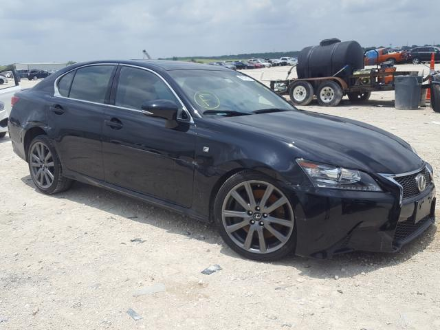 Salvage cars for sale from Copart New Braunfels, TX: 2015 Lexus GS 350