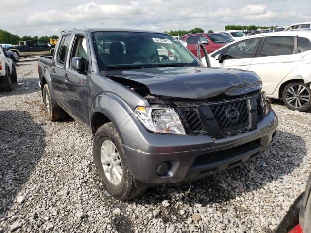 Salvage cars for sale from Copart Prairie Grove, AR: 2019 Nissan Frontier S