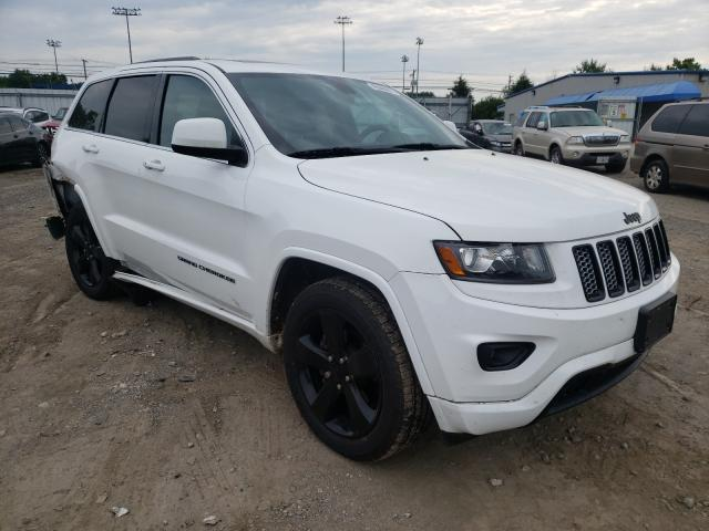 Salvage cars for sale from Copart Finksburg, MD: 2015 Jeep Grand Cherokee