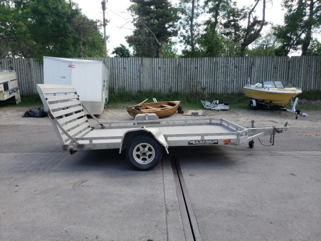 Alumacraft salvage cars for sale: 2011 Alumacraft Trailer