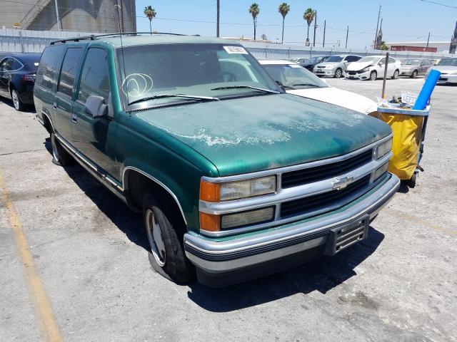 Vehiculos salvage en venta de Copart Wilmington, CA: 1999 Chevrolet Suburban