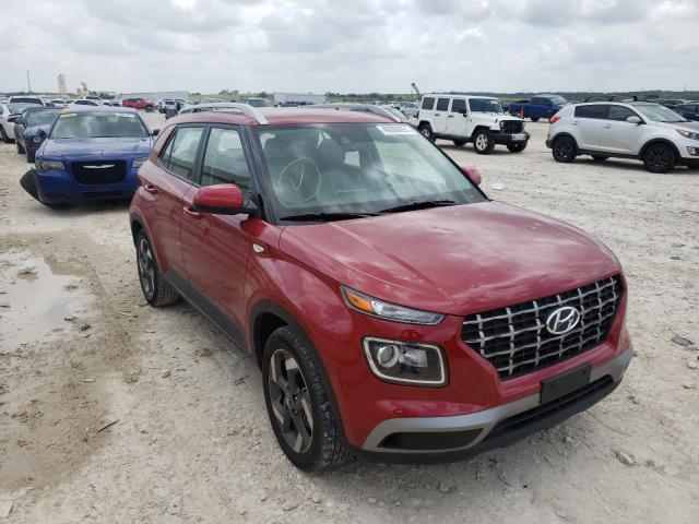 2021 Hyundai Venue SEL en venta en New Braunfels, TX