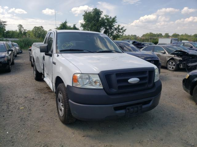 Salvage cars for sale from Copart Baltimore, MD: 2006 Ford F150