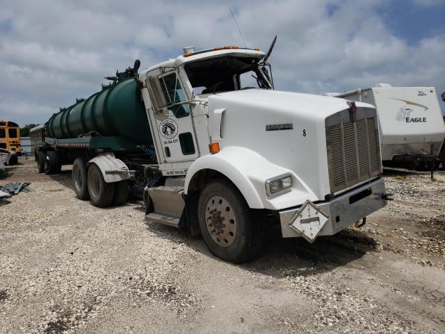 Salvage cars for sale from Copart Corpus Christi, TX: 2011 Kenworth Construction