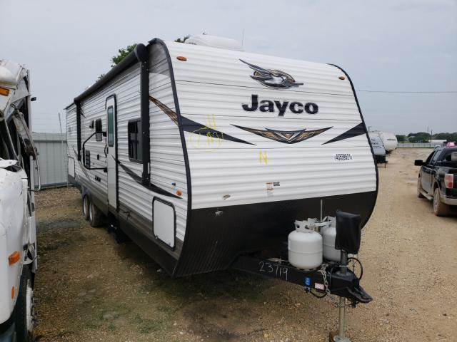 Salvage cars for sale from Copart Temple, TX: 2019 Jayco JAY Flight