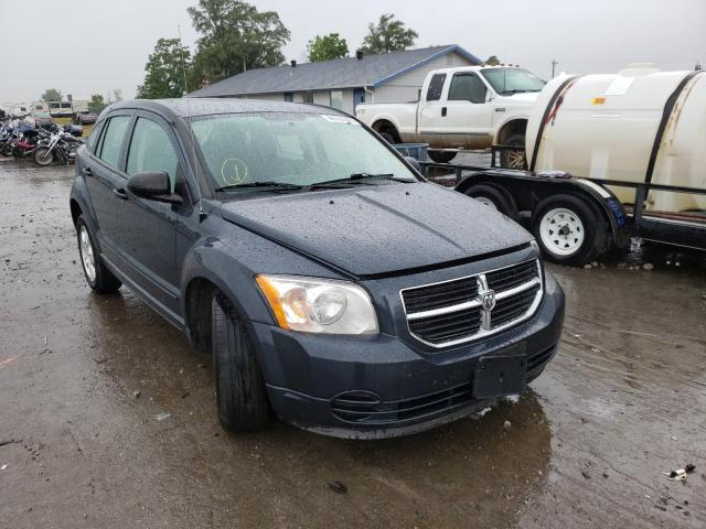 Salvage cars for sale from Copart Sikeston, MO: 2007 Dodge Caliber SX