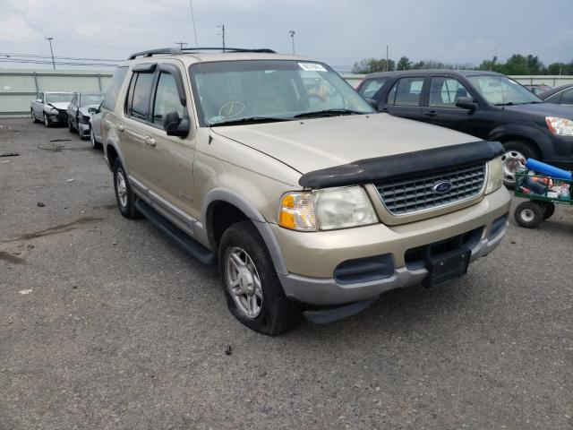 Used 2002 FORD EXPLORER - Small image. Lot 46319451
