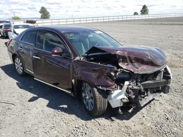 Salvage cars for sale from Copart Airway Heights, WA: 2012 Toyota Avalon Base