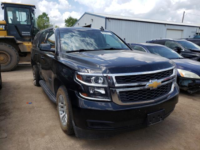 Salvage cars for sale from Copart Pekin, IL: 2018 Chevrolet Suburban K