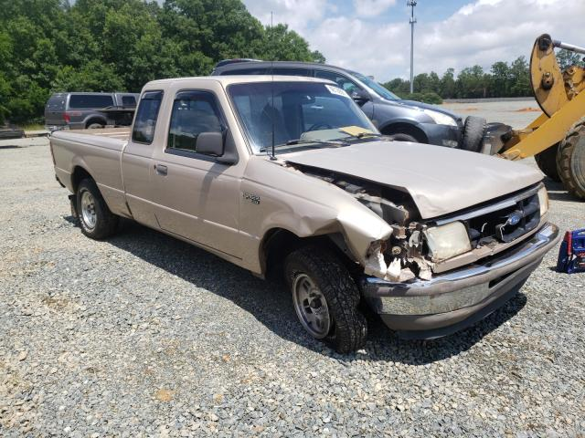 Salvage cars for sale from Copart Concord, NC: 1993 Ford Ranger SUP