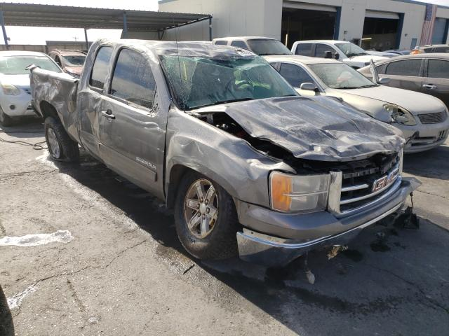 Salvage cars for sale from Copart Anthony, TX: 2013 GMC Sierra K15