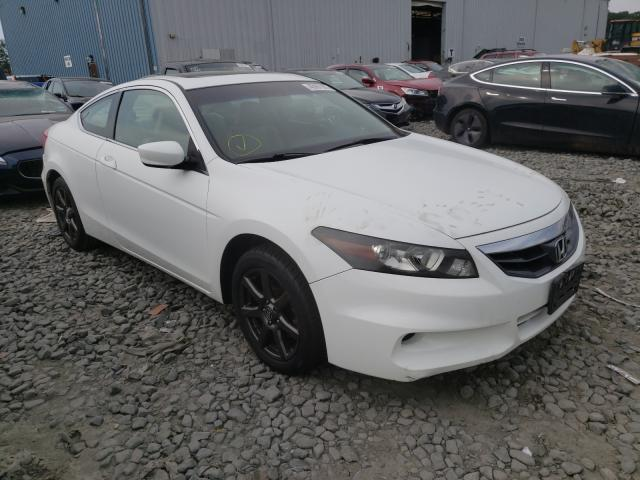 Salvage cars for sale from Copart Windsor, NJ: 2012 Honda Accord