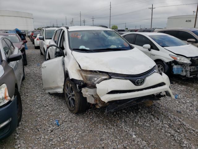 2017 Toyota Rav4 LE en venta en Tulsa, OK