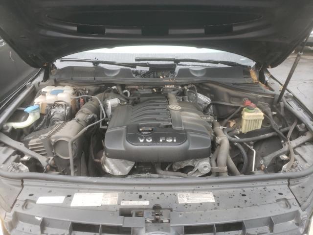 2012 VOLKSWAGEN TOUAREG V6