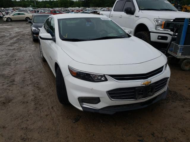 Salvage cars for sale at Conway, AR auction: 2018 Chevrolet Malibu LT