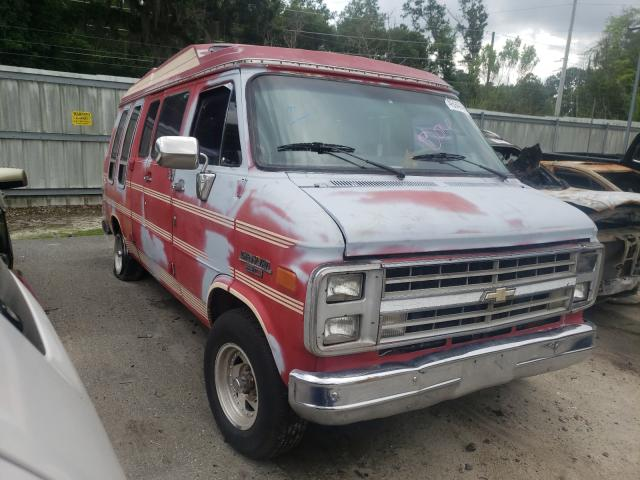 1986 Chevrolet G20 for sale in Savannah, GA