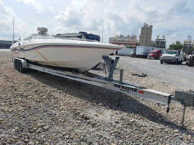 Salvage cars for sale from Copart New Orleans, LA: 2004 Fountain Boat